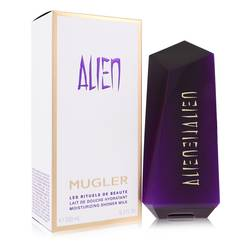 Alien Perfume by Thierry Mugler 6.7 oz Shower Milk