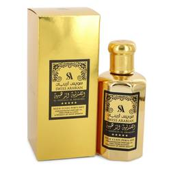 Al Sandalia Al Dhahabia Perfume by Swiss Arabian 3.21 oz Concentrated Perfume Oil Free From Alcohol (Unisex)