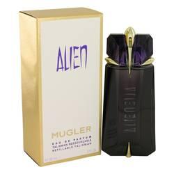 Alien Talisman Perfume by Thierry Mugler 3 oz Eau De Parfum Refillable Spray
