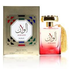 Alwaan Perfume by Nusuk 3.4 oz Eau De Parfum Spray (Unisex)