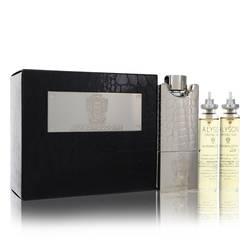 Alyson Oldoini Crystal Oud Cologne by Alyson Oldoini 2 oz Eau De Parfum Refillable Spray Includes 3 x 20ml Refills and Refillable Atomizer