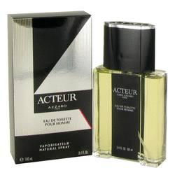 Acteur Cologne by Azzaro 3.4 oz Eau De Toilette Spray
