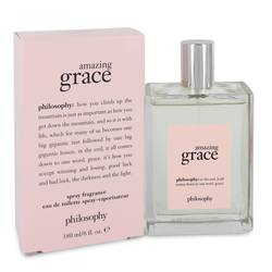 Amazing Grace Perfume by Philosophy 6 oz Eau De Toilette Spray