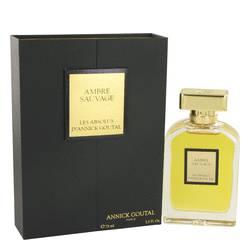 Ambre Sauvage Perfume by Annick Goutal 2.5 oz Eau De Parfum Spray