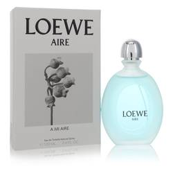 A Mi Aire Perfume by Loewe 3.4 oz Eau De Toilette Spray