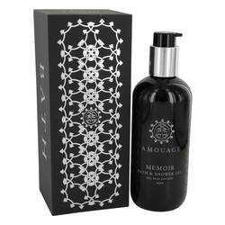 Amouage Memoir Cologne by Amouage 10 oz Shower Gel