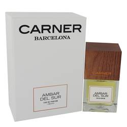 Ambar Del Sur Perfume by Carner Barcelona, 100 ml Eau De Parfum Spray (Unisex) for Women