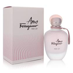 Amo Ferragamo Per Lei Perfume by Salvatore Ferragamo 3.4 oz Eau De Parfum Spray