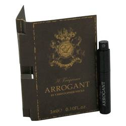 Arrogant Cologne by English Laundry 0.06 oz Vial (sample)