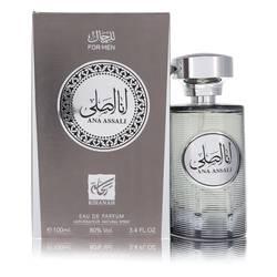 Ana Assali Cologne by Rihanah 3.4 oz Eau De Parfum Spray (Unisex)