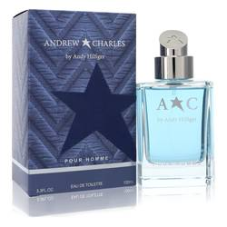 Andrew Charles Cologne by Andy Hilfiger 3.3 oz Eau De Toilette Spray