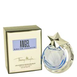 Angel Perfume by Thierry Mugler 2.7 oz Eau De Toilette Spray Refillable