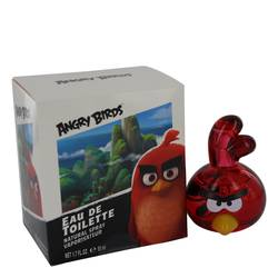 Angry Birds Red Perfume by Air Val International 1.7 oz Eau De Toilette Spray
