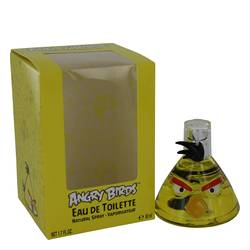 Angry Birds Yellow Bird Perfume by Air Val International 1.7 oz Eau De Toilette Spray (Unisex)