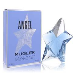 Angel Perfume by Thierry Mugler 3.4 oz Standing Star Eau De Parfum Spray Refillable