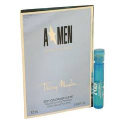 Angel Sunessence Orage D'ete Cologne by Thierry Mugler 0.04 oz Vial (Sample)