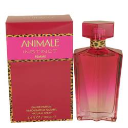 Animale Instinct Perfume by Animale 3.4 oz Eau De Parfum Spray