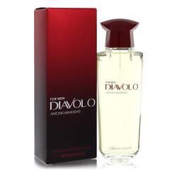 Diavolo Cologne by Antonio Banderas 3.4 oz Eau De Toilette Spray
