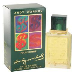 Andy Warhol Cologne by Andy Warhol 1 oz Eau De Toilette Spray