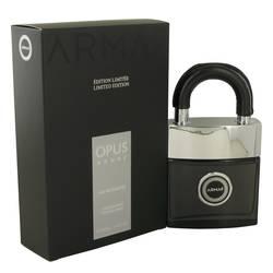 Armaf Opus Cologne by Armaf 3.4 oz Eau De Toilette Spray (Limited Edition)