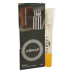 Armaf Paraty Cologne by Armaf 0.27 oz Mini EDT Spray  (Factory half filled)