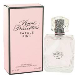 Agent Provocateur Fatale Pink Perfume by Agent Provocateur 3.4 oz Eau De Parfum Spray