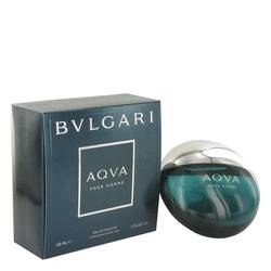 Aqua Pour Homme Cologne by Bvlgari, 5 oz Eau De Toilette Spray for Men