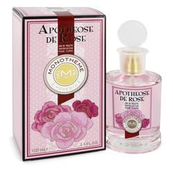 Apothéose De Rose Perfume by Monotheme Fine Fragrances Venezia 3.4 oz Eau De Toilette Spray