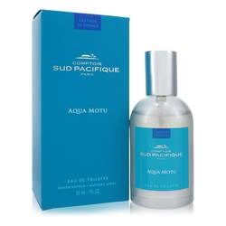Aqua Motu Perfume by Comptoir Sud Pacifique 1 oz Eau De Toilette Spray