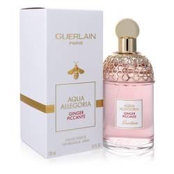 Aqua Allegoria Ginger Piccante Perfume by Guerlain 4.2 oz Eau De Toilette Spray (Unisex)