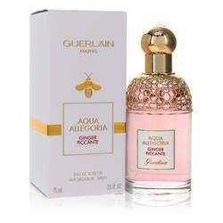 Aqua Allegoria Ginger Piccante Perfume by Guerlain 2.5 oz Eau De Toilette Spray (Unisex)