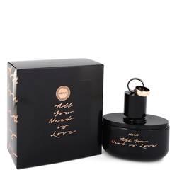 Armaf All You Need Is Love Perfume by Armaf 3.4 oz Eau De Parfum Spray