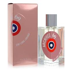Archives 69 Perfume by Etat Libre D'Orange 3.38 oz Eau De Parfum Spray (Unisex)