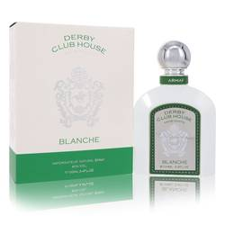 Armaf Derby Blanche White Cologne by Armaf 3.4 oz Eau De Toilette Spray