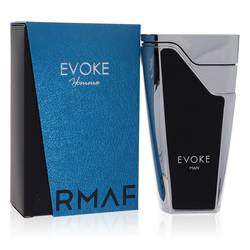 Armaf Evoke Blue Cologne by Armaf 2.7 oz Eau De Parfum Spray