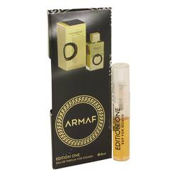 Armaf Edition One Perfume by Armaf 0.27 oz Mini EDP Spray