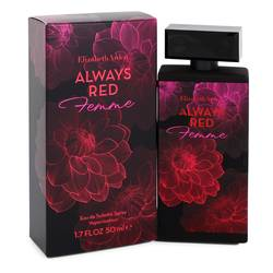 Always Red Femme Perfume by Elizabeth Arden 1.7 oz Eau De Toilette Spray
