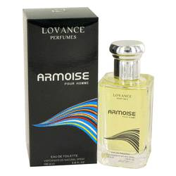 Armoise Cologne by Lovance 3.4 oz Eau De Toilette Spray