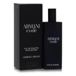 Armani Code Cologne by Giorgio Armani 0.5 oz Eau De Toilette Spray