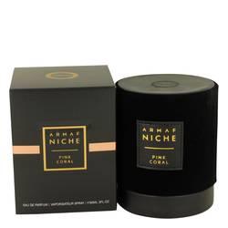 Armaf Niche Pink Coral Perfume by Armaf 3 oz Eau De Parfum Spray
