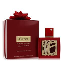 Armaf Oros Holiday Perfume by Armaf 2.9 oz Eau De Parfum Spray