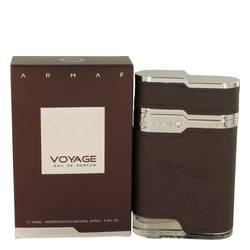 Armaf Voyage Brown Cologne by Armaf 3.4 oz Eau De Parfum Spray