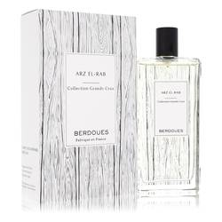 Arz El-rab Perfume by Berdoues 3.68 oz Eau De Toilette Spray