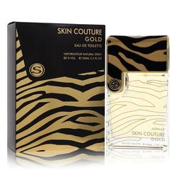 Armaf Skin Couture Gold Cologne by Armaf 3.4 oz Eau De Toilette Spray