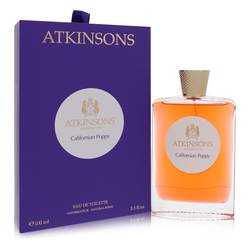 Californian Poppy Perfume by Atkinsons, 100 ml Eau De Toilette Spray for Women