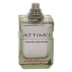 Attimo Cologne by Salvatore Ferragamo 3.4 oz Eau De Toilette Spray (Tester)