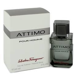 Attimo Cologne by Salvatore Ferragamo 2 oz Eau De Toilette Spray