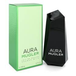 Mugler Aura Perfume by Thierry Mugler 6.7 oz Shower Milk