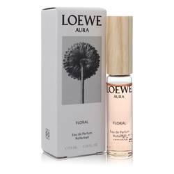 Aura Loewe Floral Perfume by Loewe 0.26 oz Eau De Parfum Rollerball