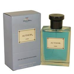 Author Paris Bleu Cologne by Paris Bleu 3.4 oz Eau De Toilette Spray
